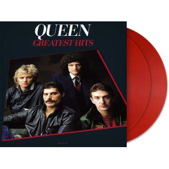 Greatest Hits Exclusivité Fnac Vinyle rouge