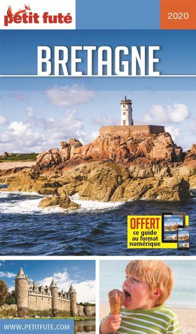 Bretagne 2020 petit fute + offre num