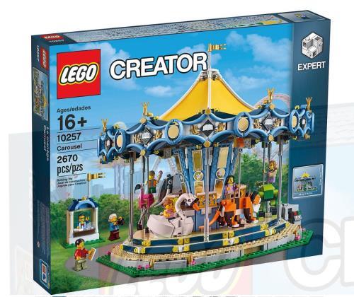 LEGO® Creator 10257 Le manège