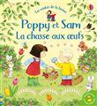 Poppy et Sam - La chasse aux oeufs