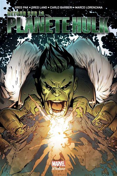Incredible Hulk: Retour sur la planète Hulk