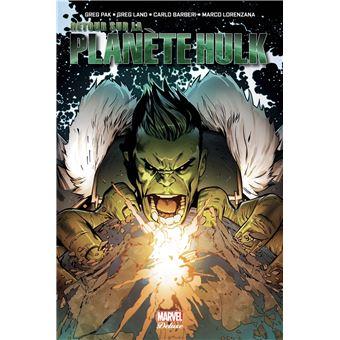 HulkRetour sur la planète Hulk