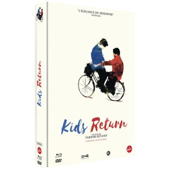 KIDS RETURN-FR-BLURAY+DVD