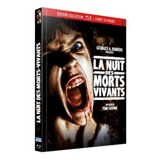La Nuit des morts-vivants Edition Collector Blu-ray