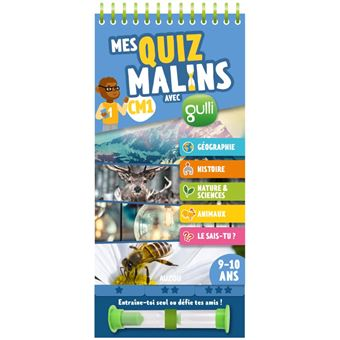 MES QUIZ MALINS - CM1 A CM2