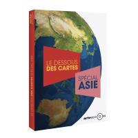 Le dessous des cartes Spécial l'Asie DVD