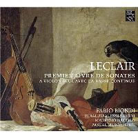 Premier Livre Des Sonates A Violon-Sonat