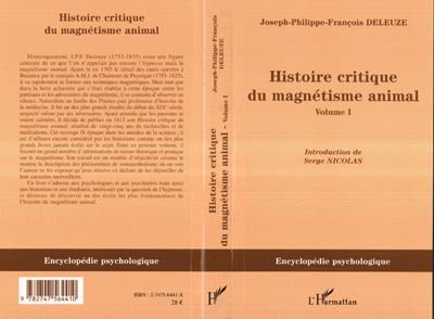 Histoire critique du magnétisme animal