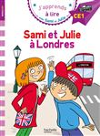 SAMI ET JULIE PREMIERES LECTUR - Sami et Julie CE1 Sami et Julie à Londres