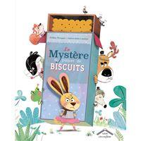 Le mystère du paquet de biscuits