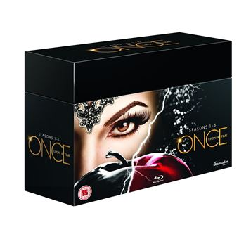 Once Upon a TimeCoffret Once Upon A Time Saisons 1 à 6 DVD