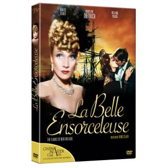 La belle ensorceleuse Edition Fourreau DVD
