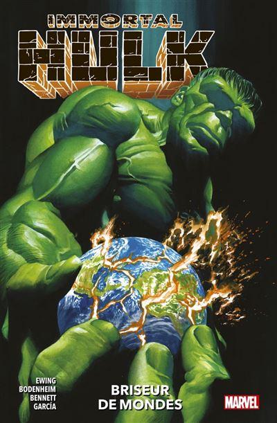 Immortal Hulk (2018) T05 - Briseur de mondes - 9782809495973 - 12,99 €