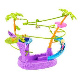 Polly pocket piscine et jeux aquatiques mattel univers - Polly pocket jeux gratuit ...