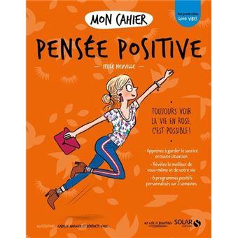 Mon cahier Pensée positive -NE2-