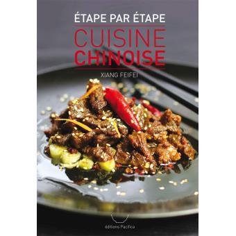 Cuisine Chinoise Etape Par Etape Broche Feifei Xiang Achat
