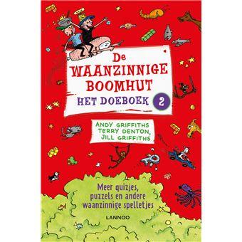 De waanzinnige boomhut - Het doeboek 2