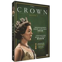 Coffret The Crown Saison 3 DVD