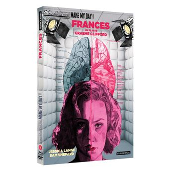 Frances Combo Blu-ray DVD