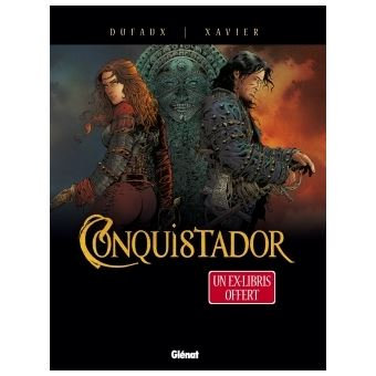 ConquistadorConquistador - Coffret Tomes 03 et 04