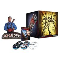 Coffret Ash vs Evil Dead L'intégrale de la série Edition Limitée Super Collector Blu-ray