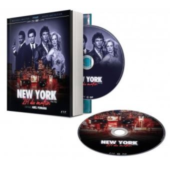 New York, 2 heures du matin Edition Collector Combo Blu-ray DVD