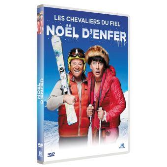 Les Chevaliers du Fiel Noël d'enfer DVD