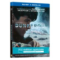 Dunkerque Edition spéciale Fnac Blu-ray