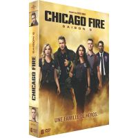 Chicago Fire Saison 6 DVD