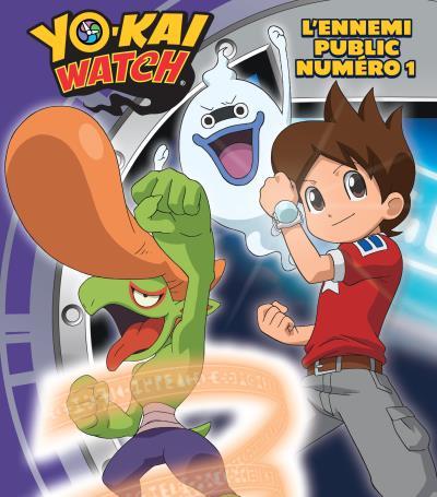 Yo-Kai Watch - L'ennemi public
