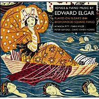 Songs & Piano Music By Edward Elgar
