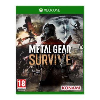 METAL GEAR SURVIVE UK XONE