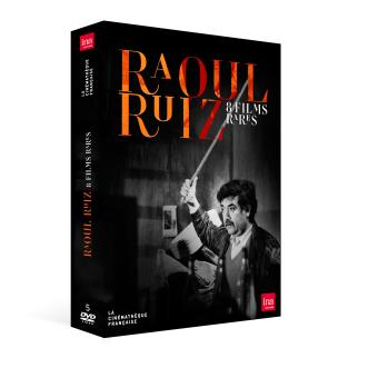 Coffret Ruiz 8 films DVD