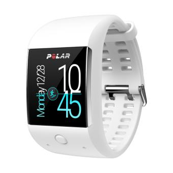 Montre de sport connectée Polar M600 Blanc