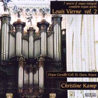 Louis Vierne (1870-1937) - Page 2 L-oeuvre-d-orgue-Volume-2