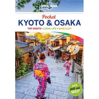 Lonely Planet Pocket Kyoto and Osaka