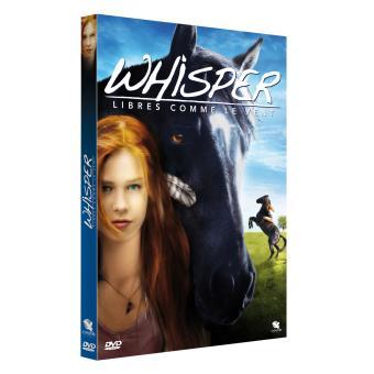 Whisper : Libres comme le vent DVD