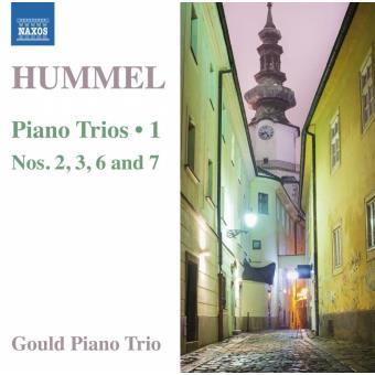Trios pour piano volume 1