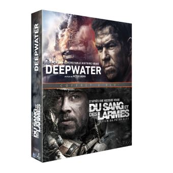 Coffret Mark Wahlberg Blu-ray