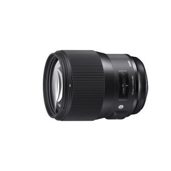 Sigma Lens 135 mm F1.8 DG HSM Black Art voor Nikon