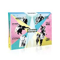 Coffret Preston Sturges King of Comedy Edition Limitée Blu-ray