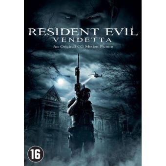Resident Evil: Vendetta - Nl/Fr - Bluray