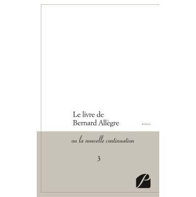Le livre de Bernard Allègre