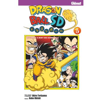 Dragon Ball SuperDragon Ball SD