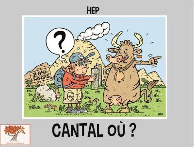 Cantal où ?