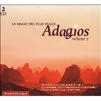 La magie des plus beaux Adagios, Volume 2