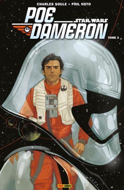 Star Wars - Poe Dameron (2016) T03 - La tempête approche - 9782809472424 - 8,99 €