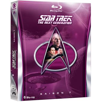 Star Trek The Next GenerationCoffret intégral de la Saison 7 Blu-Ray