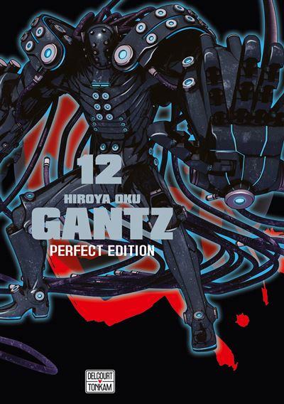 Gantz - Tome 12 : Perfect