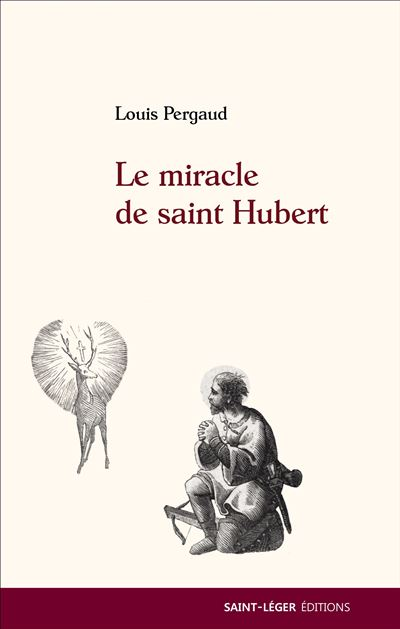 Le miracle de saint Hubert